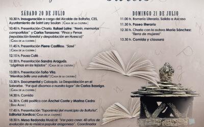 Feria del libro pirenaico d'Aure y Sobrarbe